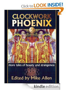 CLOCKWORK PHOENIX 2 for Kindle