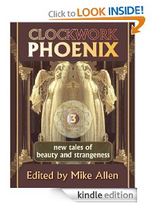 CLOCKWORK PHOENIX 3 for Kindle